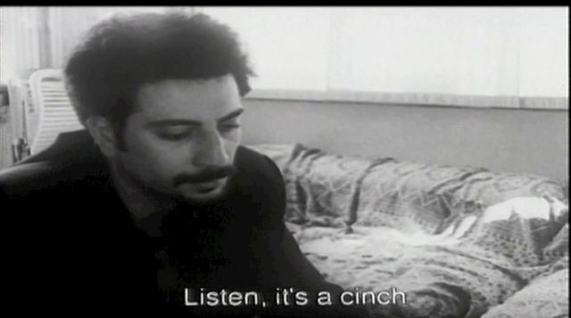 Il Caricatore - Original short fim. Video by Eugenio Cappuccio.