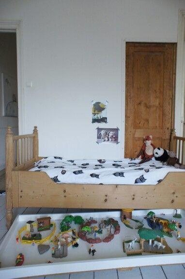 Kids room for boys, styling via www.maisonlapin.nl