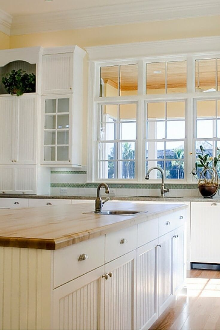 110 besten Weiße Küchen Bilder auf Pinterest | Küchen modern, Rund ...