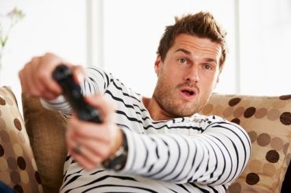 Pose idea for video gamer