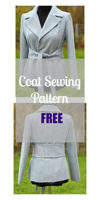 coat pattern free, For real free pattern. Pattern written in POlish. Print out…