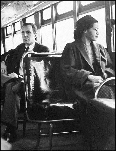 Rosa Parks: Buses, Rosa Parks, Rosapark, Inspiration, Civil Rights, Africans American, Seats, Black History, People