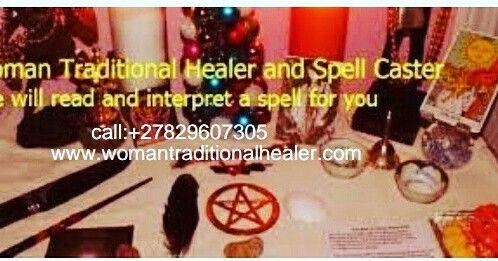 www.womantraditionalhealer.com  Call :+27829607305