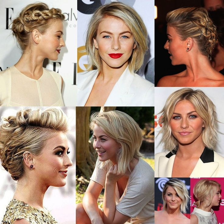 Different Ways To Style Short Hair 30 Best Hair And Beauty Images On Pinterest  Short Films Short .