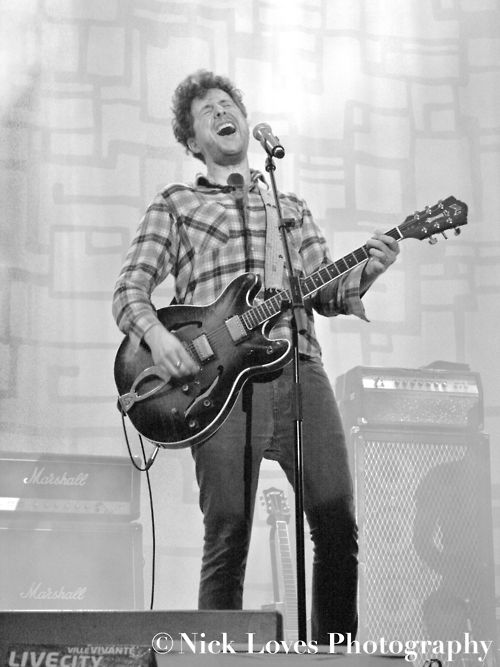 Nick Loves Photography - Constantines at Live City Yaletown during the 2010 Olympics #Constantines #BryWebb #Olympics
