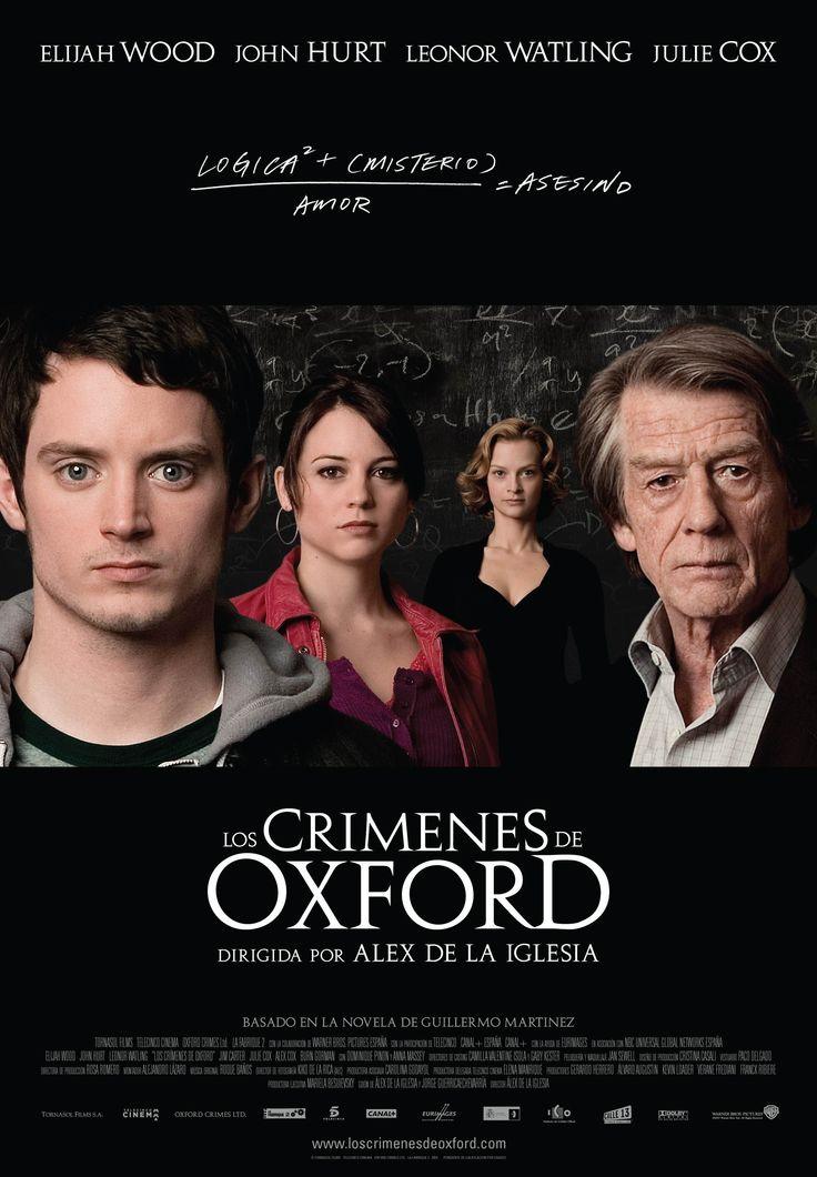 2008 - Los crímenes de Oxford - tt0488604