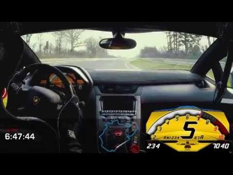 The Lamborghini Aventador SV set an impressive sub-seven minute #Nürburgring lap time. http://rescars.com/lamborghini-aventador-svs-super-impressive-nurburgring-lap-time/
