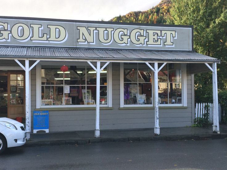 Gold Nugget - Arrowtown