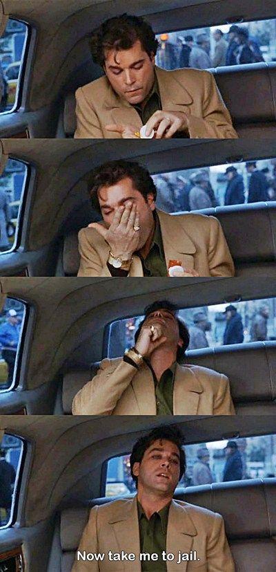 Goodfellas (1990) Dir: Martin Scorsese