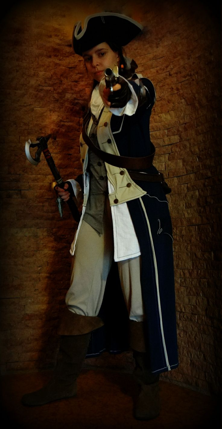 Captain Connor Kenway (Assassin's Creed 3)