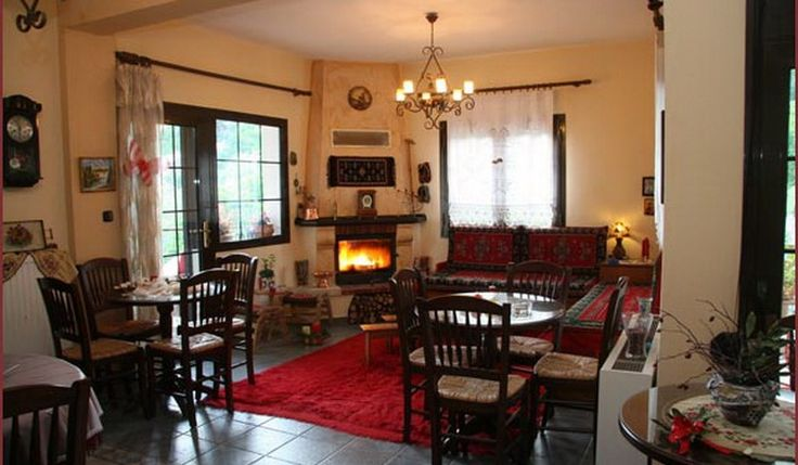 Dreamy Christmas Holiday in #Agnadi #Guesthouse, in #Trikala, #Thessaly #Nothern #Greece