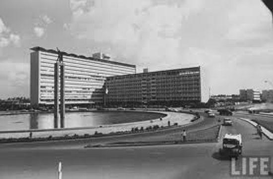 jelajahsejarah-Sejarah Tugu Selamat Datang di Jakarta-2