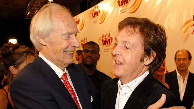 Paul McCartney settles it: George Martin was the fifth Beatle