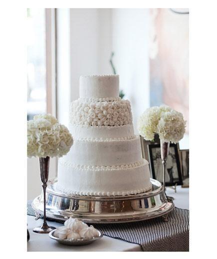 White Wedding Cakes15 best Golden Day Wedding Cake images on Pinterest   Amazing  . Real Simple Wedding Cakes. Home Design Ideas