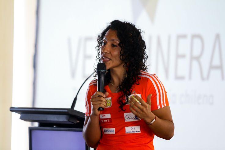 """Conferencia Veta Minera: """"En un equipo es preferible el que quiere estar y no el que elige los momentos"""" http://www.revistatecnicosmineros.com/noticias/conferencia-veta-minera-en-un-equipo-es-preferible-el-que-quiere-estar-y-no-el-que-elige"""