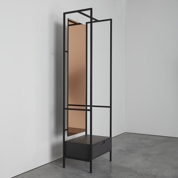 Rowena full length mirror by MannMade London