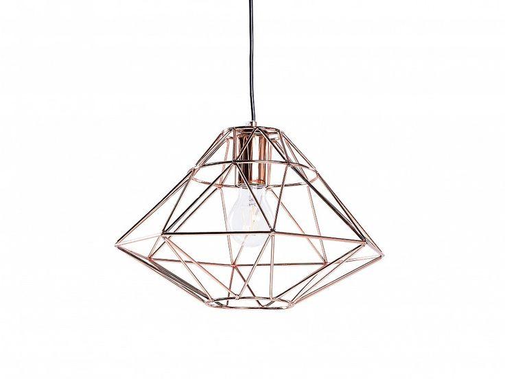 Candeeiro de tecto cobre - Metal - Iluminação - GUAM_673782