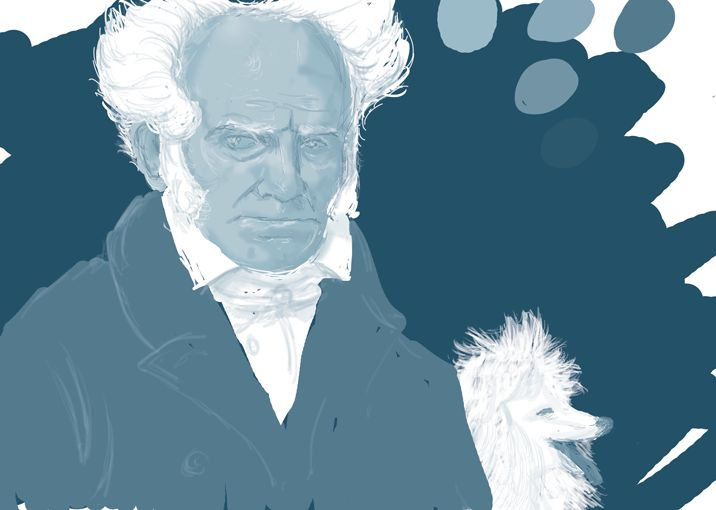 Schopenhauer Pudel