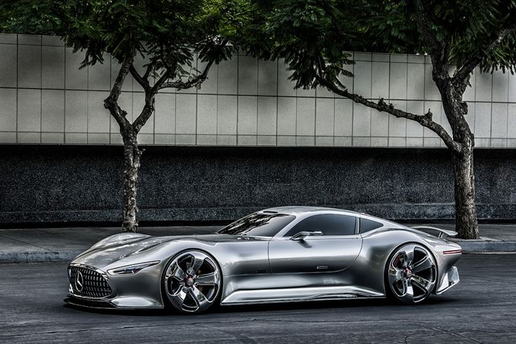 Mercedes Benz Unveiled Grand Turismo Vision Concept