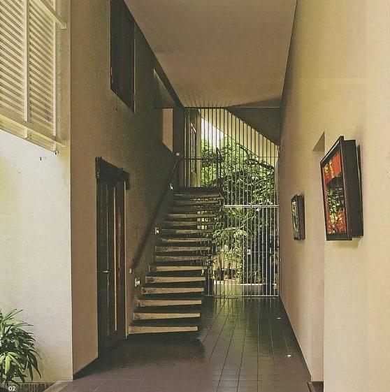 Lokasi: Bangka, Jakarta Selatan Arsitek: Tan Tjiang Ay
