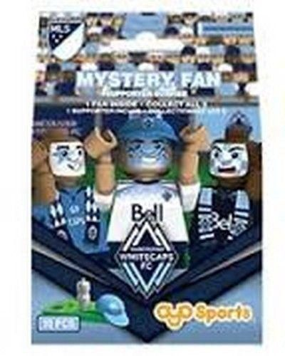 Vancouver Whitecaps FC MLS Oyo Sports Mystery Fan NIB Major League Soccer NIP