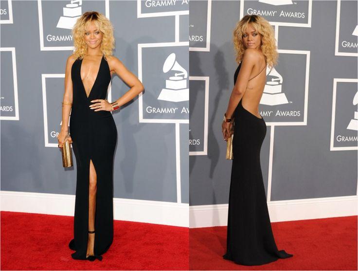 Rihanna 2012 Grammys