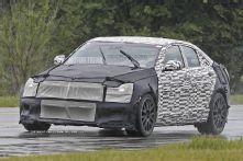 Cadillac ATS-V to Get 425-HP Twin-Turbo V-6 - 2014 Detroit Auto Show