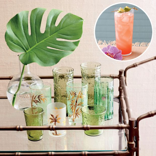 5 Tiki Drinks and the Perfect Glasses for Each | CoastalLiving.com