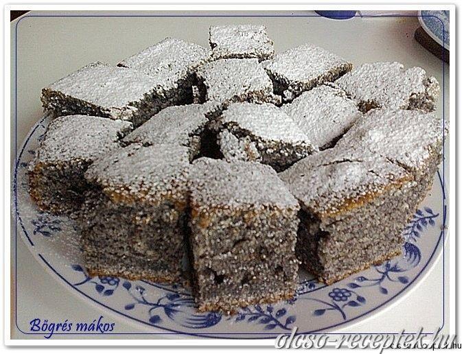 Bögrés mákos recept | Receptneked.hu ( Korábban olcso-receptek.hu)