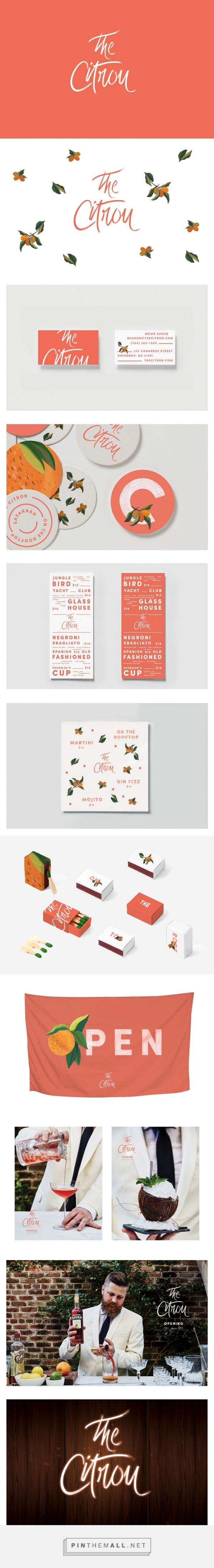 The Citron Branding / by Maud Passini