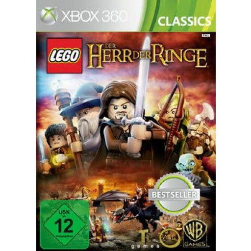 LEGO Der Herr der Ringe  X-Box 360 in Actionspiele FSK 12, Spiele und Games in Online Shop http://Spiel.Zone