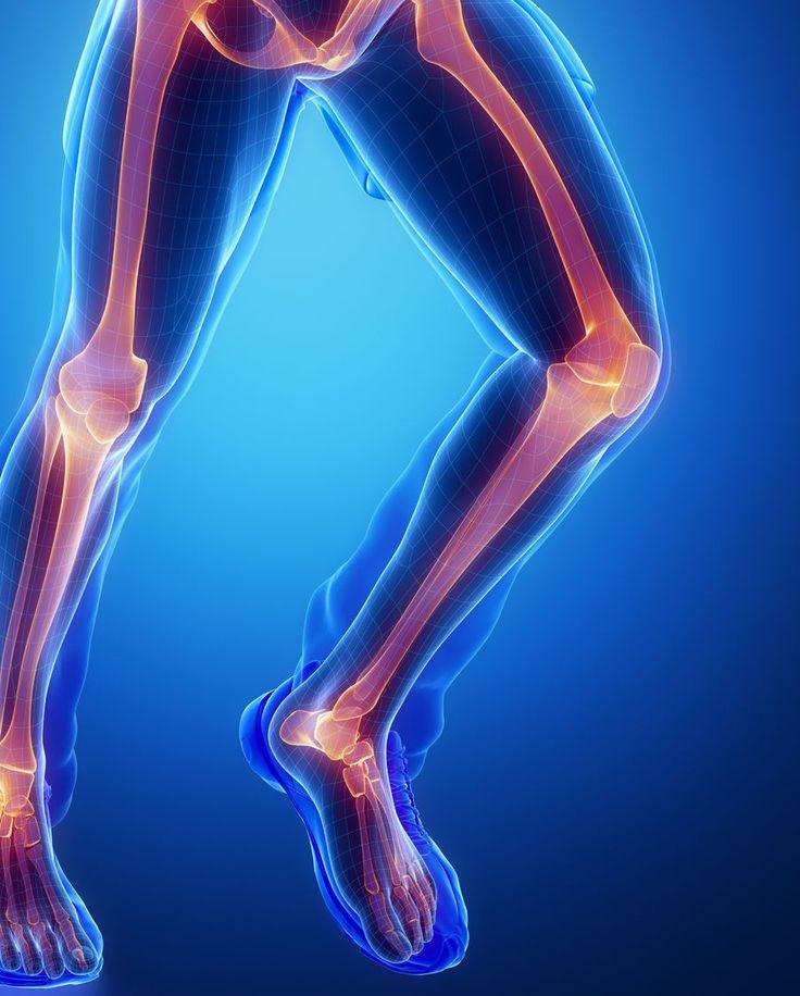 Mapa bólu kolana [INFOGRAFIKA]