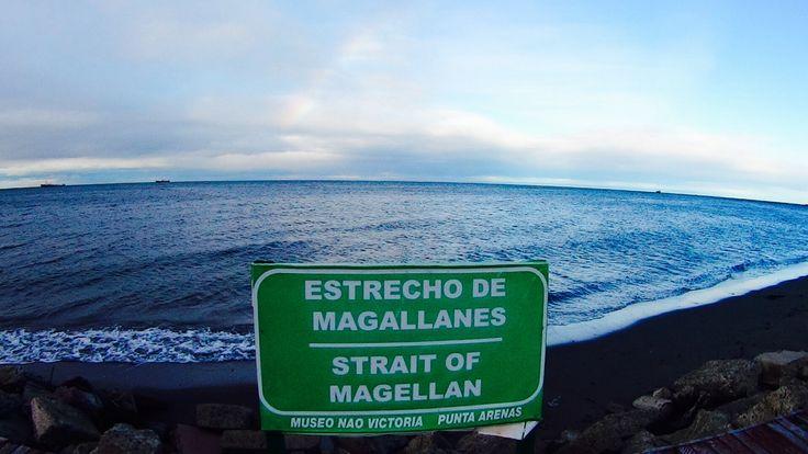 Estrecho de Magallanes, Punta Arenas, Chile