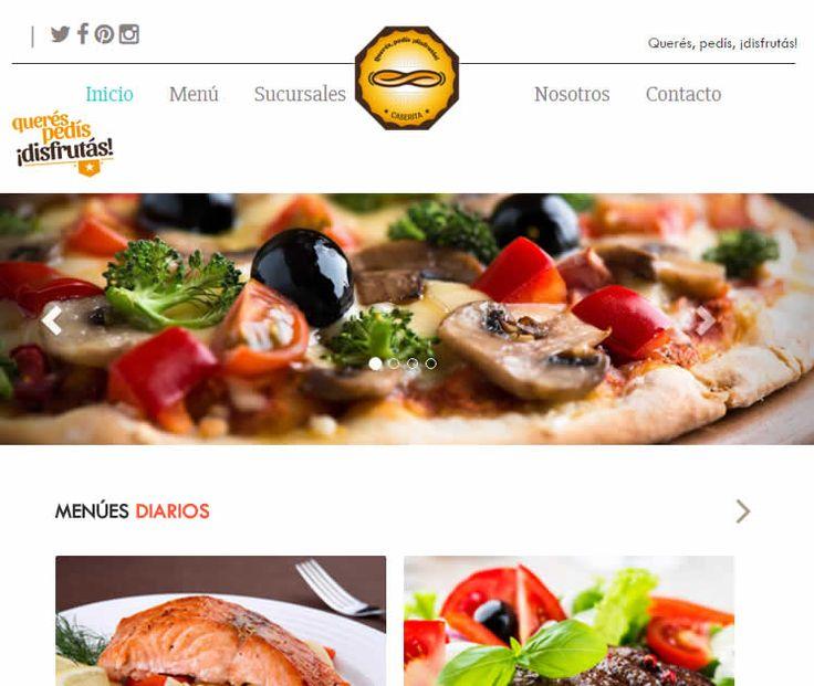 web responsive www.caserita.club