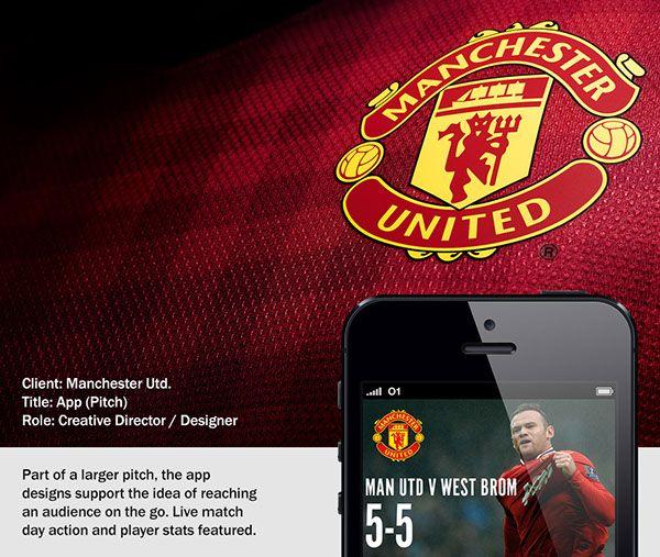 Manchester United App Manchester united, Manchester