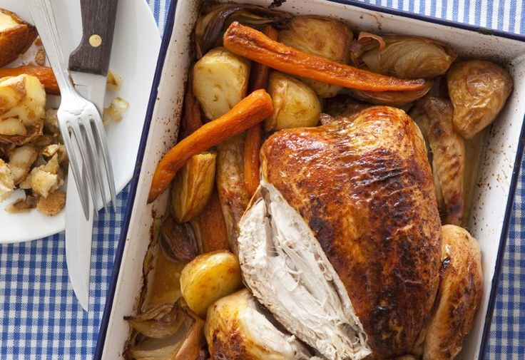 Here's an easy Sunday roast chicken recipe for students: Cheap and simple and perfect for the end of the weekend. How to make a student roast chicken dinner: Drizzle the oil over the chicken. Sprinkle the chicken with the seasoning then place in a roasting dish along with the onions and garlic. Start by cooking …