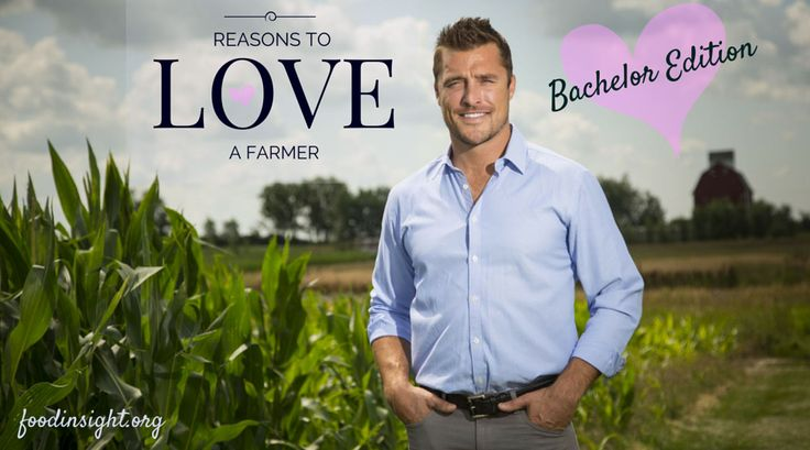 If you've gasped or swooned in the last month, chances are it had had something to do with season 19 of ABC's The Bachelor. Whether from the city or the country, everyone has a soft spot for a farm boy (or girl). Luckily, you don't have to watch reality TV to love a farmer and appreciate what he/she does to feed the world. (scheduled via http://www.tailwindapp.com?utm_source=pinterest&utm_medium=twpin&utm_content=post1131529&utm_campaign=scheduler_attribution)