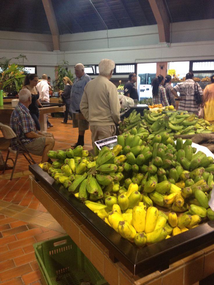 #Fruit at the #Noumea local Market (Photo Credit: lavaleandherworld.wordpress.com)