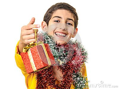 Download Very Happy Boy Giving Christmas Gift Royalty Free Stock Photos for free or as low as 0.69 lei. New users enjoy 60% OFF. 19,936,574 high-resolution stock photos and vector illustrations. Image: 35363228