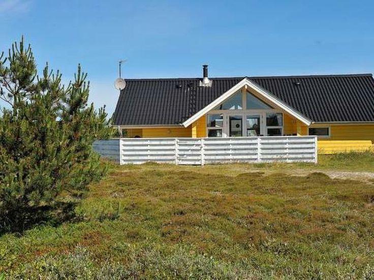 Ferienhaus (Villa) Bjerregård für 6 Personen  Details zur #Unterkunft unter https://www.fewoanzeigen24.com/daenemark/danmark/6960-hvide-sande/Villa-mieten/46063:-14931919:0:mr2.html  #Holiday #Fewoportal #Urlaub #Reisen #HvideSande #Ferienhaus #Villa #Dänemark
