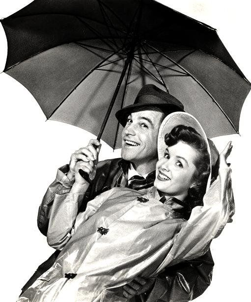 Gene Kelly and Debbie Reynolds in Singin' in the Rain (1952)