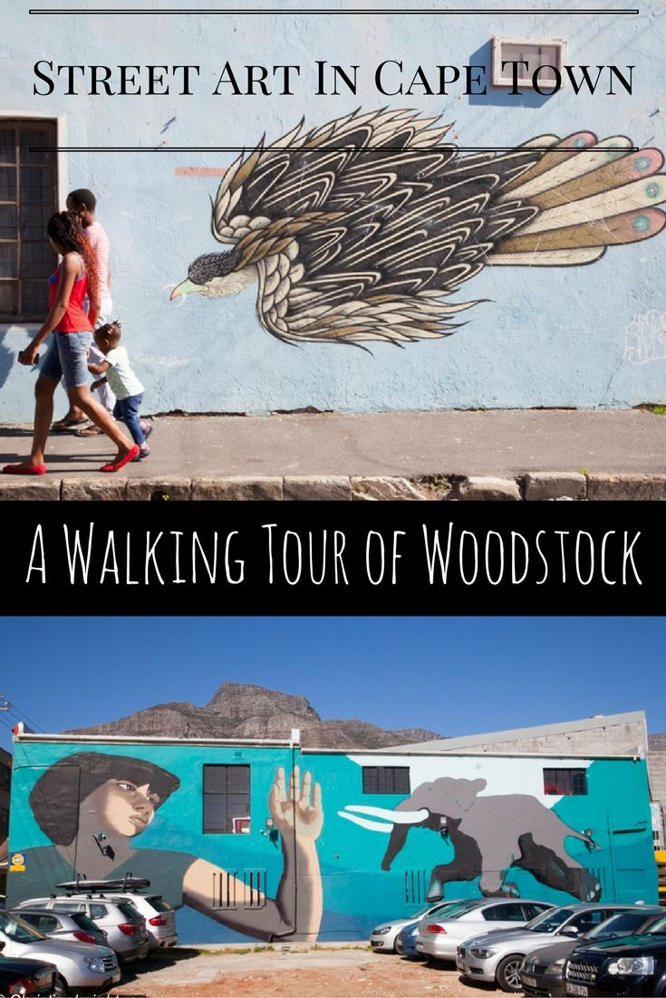 Woodstock Street Art Walking Tour, Cape Town via christineknight.me