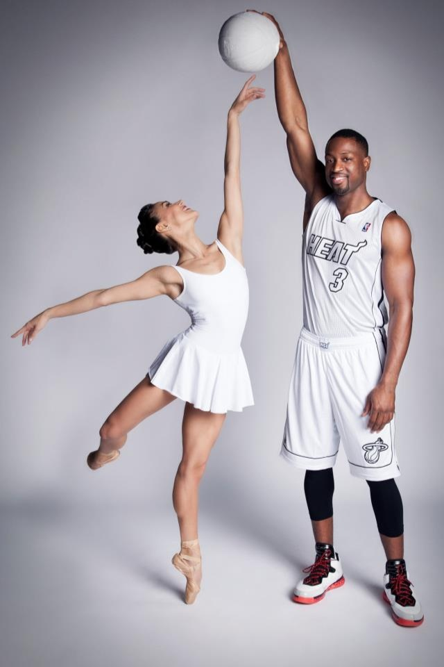 Miami City Ballet & Miami HEAT