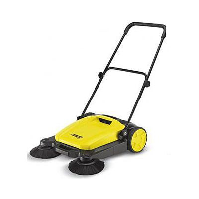S650 Push/Garden Sweeper I Cleaning Tips, Hacks & Products