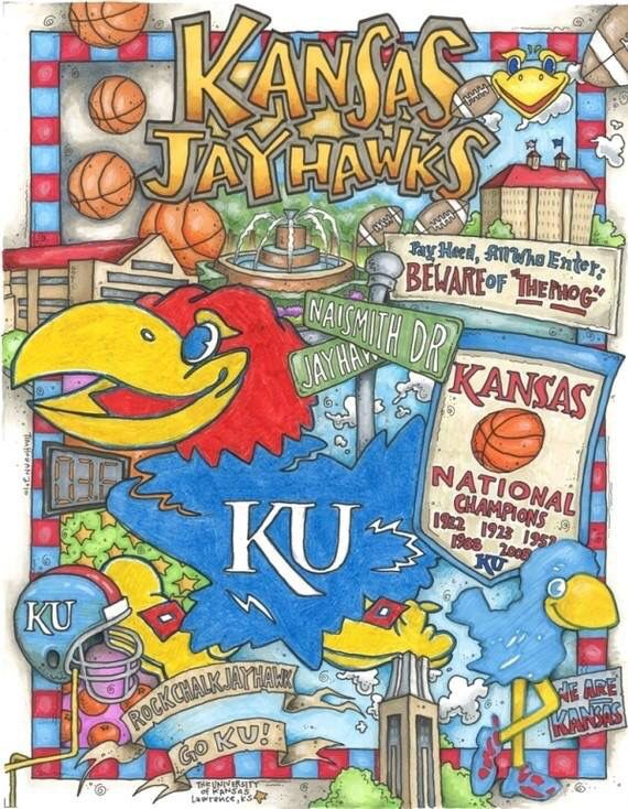 17 best images about rock chalk on pinterest mississippi for Funny kansas jayhawks t shirts