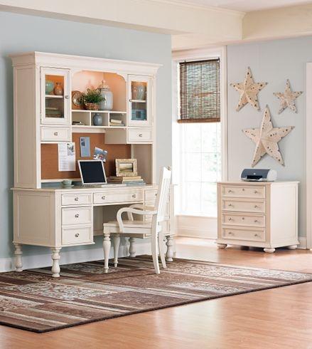 Nice Office Furniture, Springdale Desk/Hutch   64 Inch, Office Furniture |  Havertys Furniture