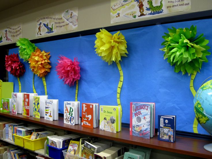 classroom inspirations | Librarianism Chronicles: Happy Birthday, Dr. Seuss!