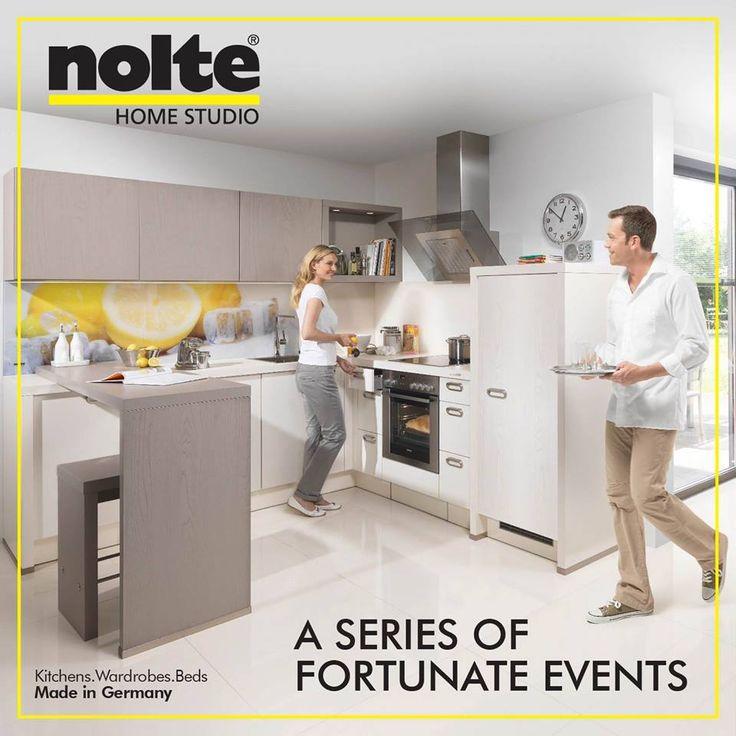 71 best Nolte Kitchen Collections images on Pinterest | Architects ... | {Nolte küchen magnolia matt 17}