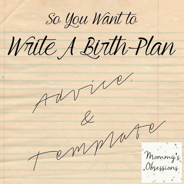 Best 25+ Birthplan template ideas on Pinterest Birthing plan - birth plan sample