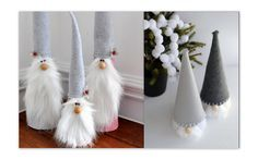 Návod na krásné vánoční skřítky, kteří zútulní vánoční období u vás doma a navodí pohádkovou atmosféru!
